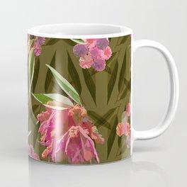 Spiky Flower Coffee Mug