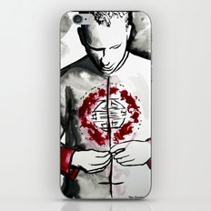 The Passion of Mr Gone  iPhone & iPod Skin