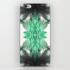 klepsydra fern iPhone & iPod Skin