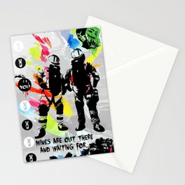 EOD Masters Stationery Cards