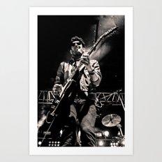 Live Music - Chromeo Art Print