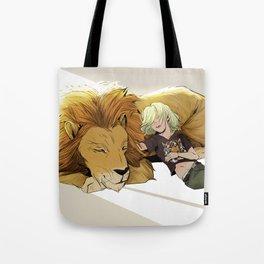 Yuri and Lion Tote Bag