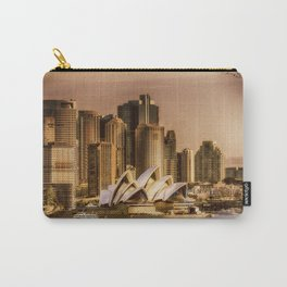 Sydney Cityscape Carry-All Pouch
