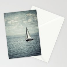Pleasure Boat Stationery Cards