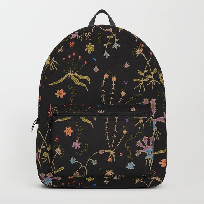 Flora of Planet Hinterland Backpack
