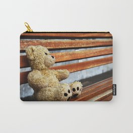 Abandoned Bear Carry-All Pouch