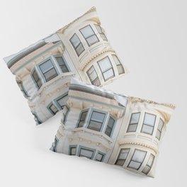 North Beach Blues in San Francisco Pillow Sham
