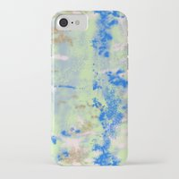 tie dye iPhone & iPod Cases featuring Tie Dye by Wendy Ding: Illustration