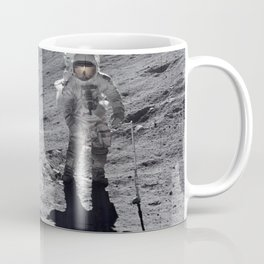 Apollo 16 - Plum Crater Coffee Mug