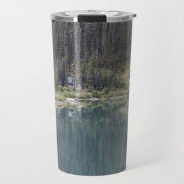 Upper Dewey Lake Reflection Travel Mug