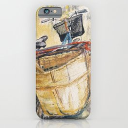 Pedal Power iPhone Case