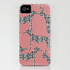 Spotted Greyhounds iPhone (4, 4s) Slim Case