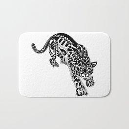 Señor Jaguar Bath Mat
