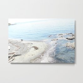 Freedom Is The Wind In Your Hair Metal Print