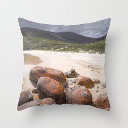 Wilsons Promontory National Park - Australia Throw Pillow