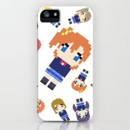 Pixel Honoka iPhone Case