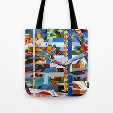 Michael (stripes 9) Tote Bag