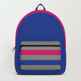Androgynous Flag Backpack