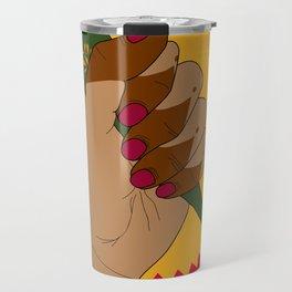 Henna Power Travel Mug