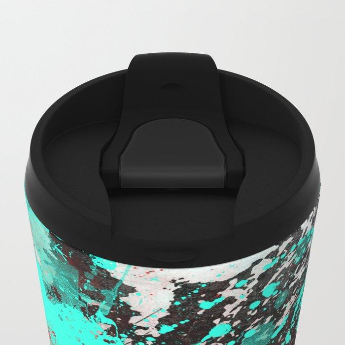 Paint With Feeling Metal Travel Mug