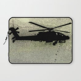 AH-64 Apache Laptop Sleeve
