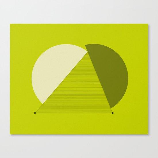 Tick Tock (16) Canvas Print