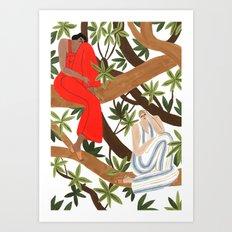 Steven Alan Spring 2017 Art Print