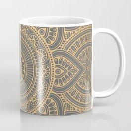 Gold Mandala 4 Coffee Mug