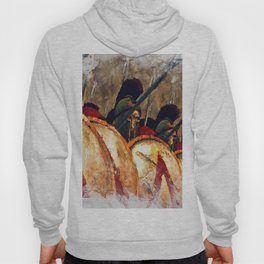 Spartan Army at War Hoody