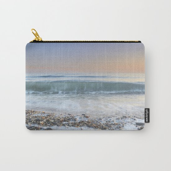 """""""Looking at the waves III"""" Sea dreams Carry-All Pouch"""