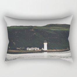 The Rubha Nan Gall Lighthouse Rectangular Pillow