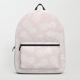 Pineapple pattern on pink 022 Backpack