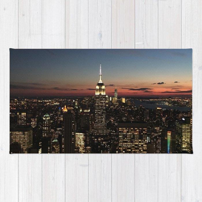 New York Dusk Rug
