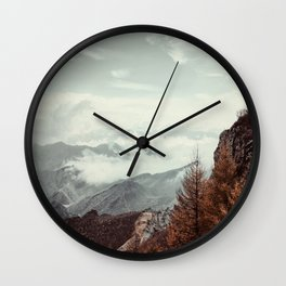 Lets Adventure darling Wall Clock