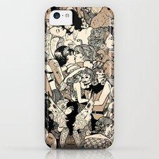 Strange Love iPhone 5c Slim Case