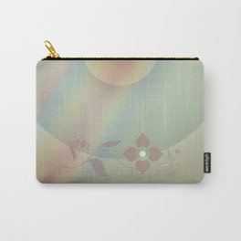 Copper blossom Carry-All Pouch