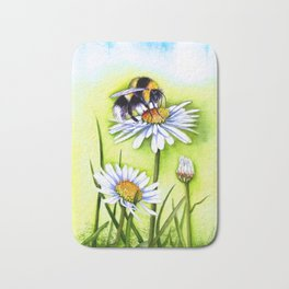 Busy Bee Bath Mat