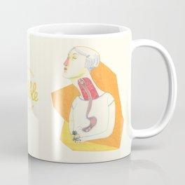 Eating Cherries Coffee Mug