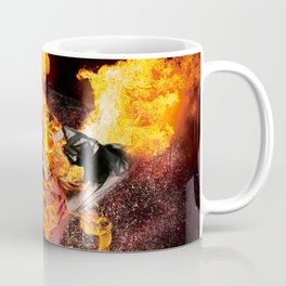 I am the Fyre Coffee Mug