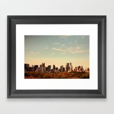 Skyline #1  Framed Art Print