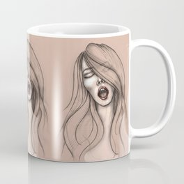 Nympho Coffee Mug