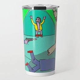 Selleck Sabotage Travel Mug