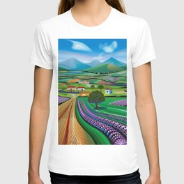 Morning in Avocado Hills T-shirt