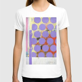 Abstract Mixed Media Compositon V.18 T-shirt