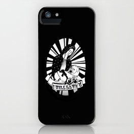 I'll Save You iPhone Case