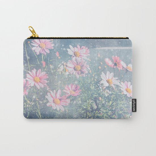 Magical Daisies Carry-All Pouch