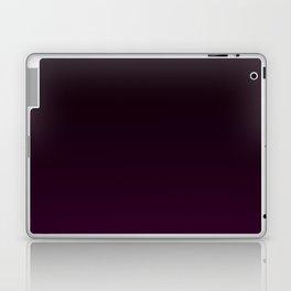 Aubergine Gradient Laptop & iPad Skin