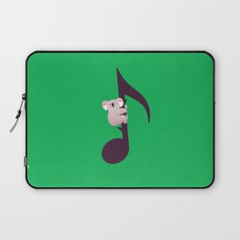 Music Is My Life Laptop Sleeve