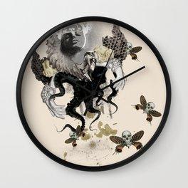 Lust of an Angel Wall Clock