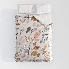 tree leaves #704 Comforters